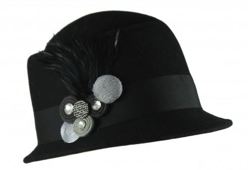 Victoria Ann Wool Hat