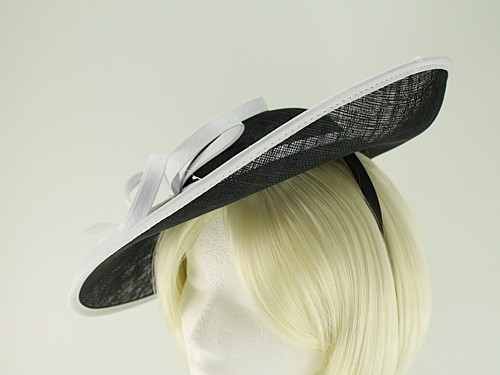 Failsworth Millinery Ascot Disc Headpiece