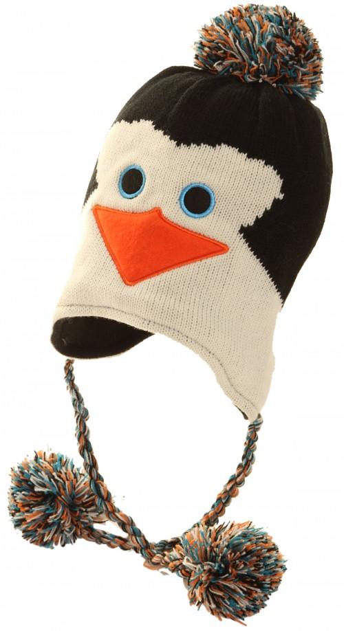 Jiglz Peruvian Animal Winter Hat