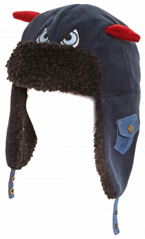 Jiglz Character Trapper Hat