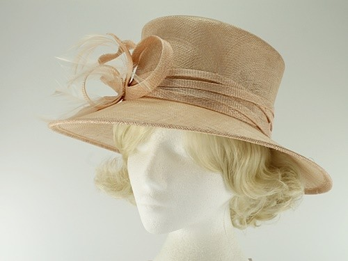 Hawkins Collection Down Brim Occasion Hat