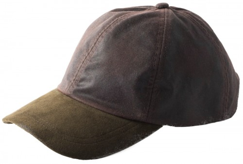 Failsworth Millinery Wax Baseball Cap
