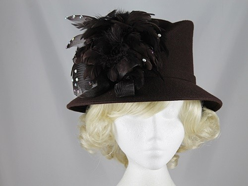 Gwyther Snoxells Winter Occasion Hat