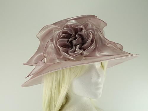 Failsworth Millinery Organza Wedding Hat