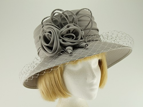 Cappelli Condici Grey Events Hat