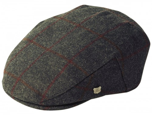 Failsworth Millinery Cambridge Flat Cap (Latest Version)
