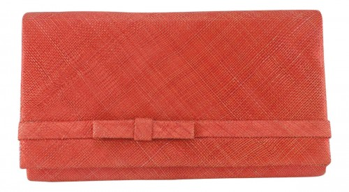 Max and Ellie Large Occasion Bag in Coral