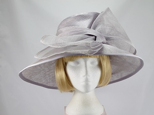 040dbc2a Wedding Hats 4U - Country Casuals Pale Lilac Formal Hat