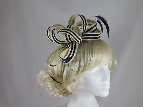 Hawkins Collection Two Tone Loops Headpiece