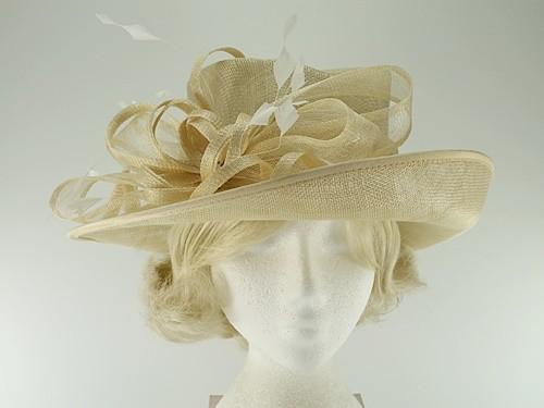 Hawkins Collection Upbrim Occasion Hat