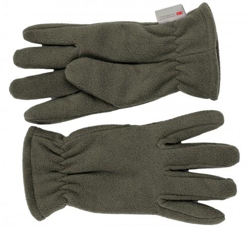 SSP Hats Thinsulate Fleece Ladies Gloves in Dark Grey