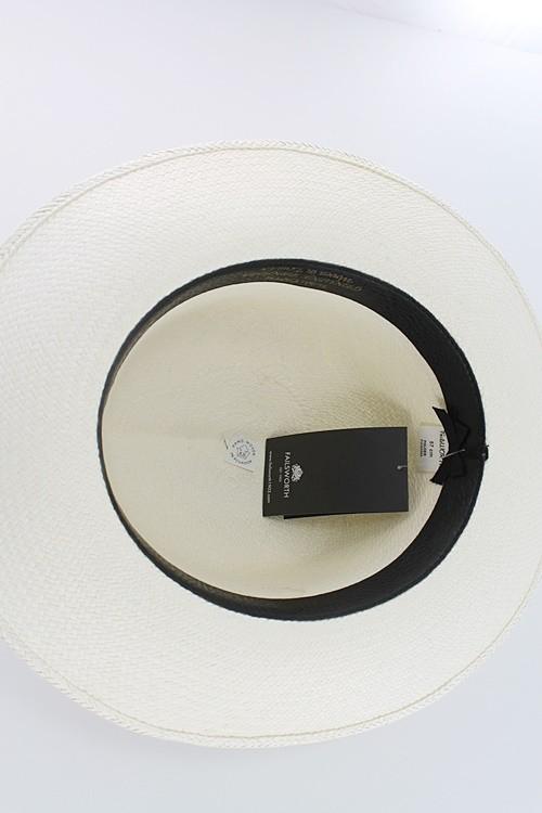 Failsworth Millinery Folder Panama Hat