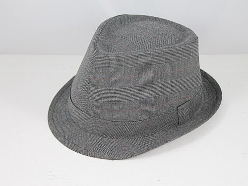 Failsworth Millinery Grey Alex Hat