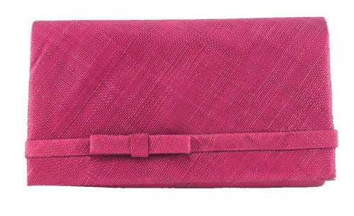 Max and Ellie Large Occasion Bag in Fuchsia