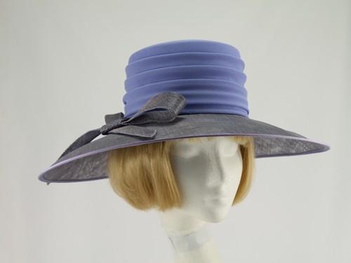 Gina Lilac Formal Hat