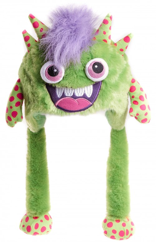 Jiglz Monster Peruvian Hat