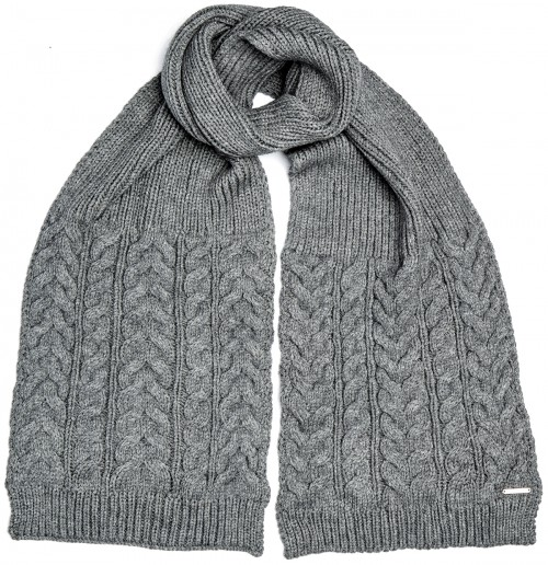 Alice Hannah Madeline Knitted Scarf