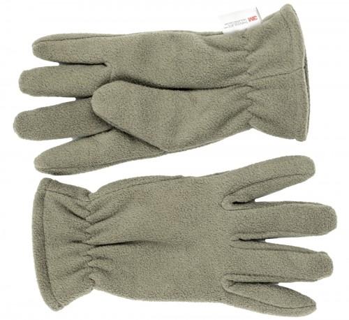 SSP Hats Thinsulate Fleece Ladies Gloves in Grey