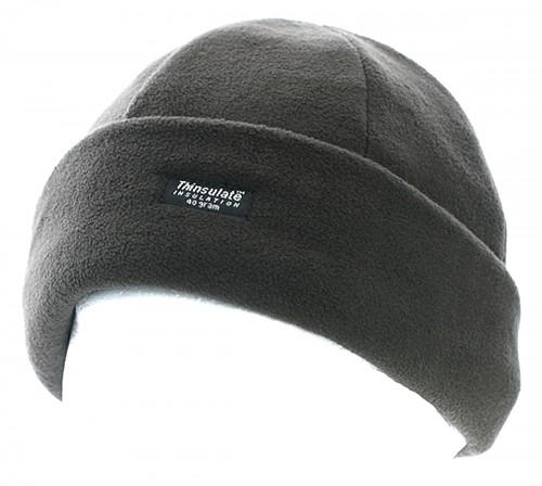 404d1e91ac111 Winter Hats 4U - Thinsulate Fleece Beanie Hat in Grey