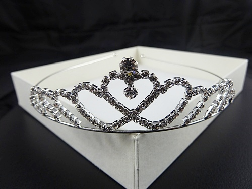 Heart Crown Tiara