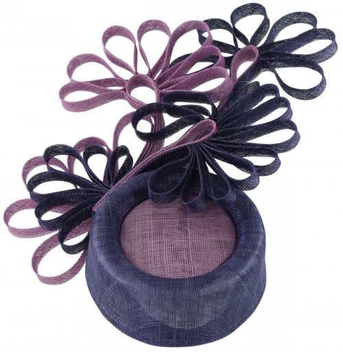 Failsworth Millinery Events Pillbox Headpiece