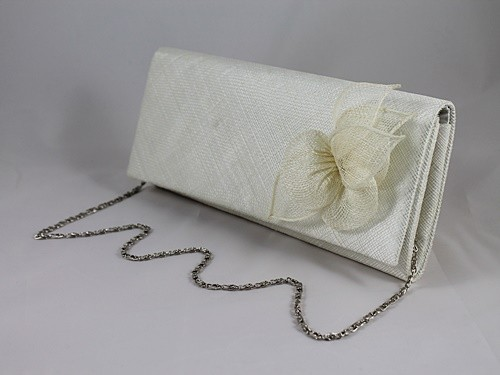 Elegance Collection Sinamay Occasion Bag