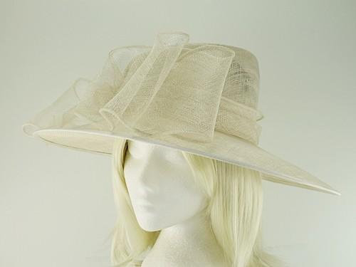 Failsworth Millinery Bow Ascot Hat