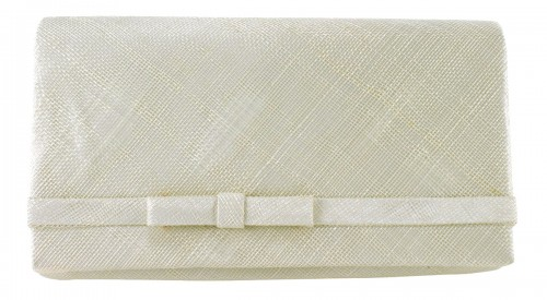 Max and Ellie Large Occasion Bag in Ivory