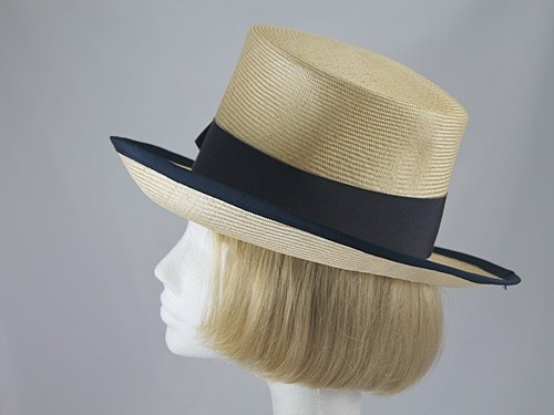 Kangol Corn and Navy Formal hat