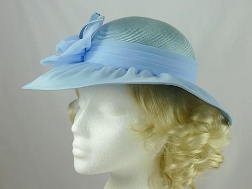798eddf467 Wedding Hats 4U - Kangol Powder Blue Wedding Hat
