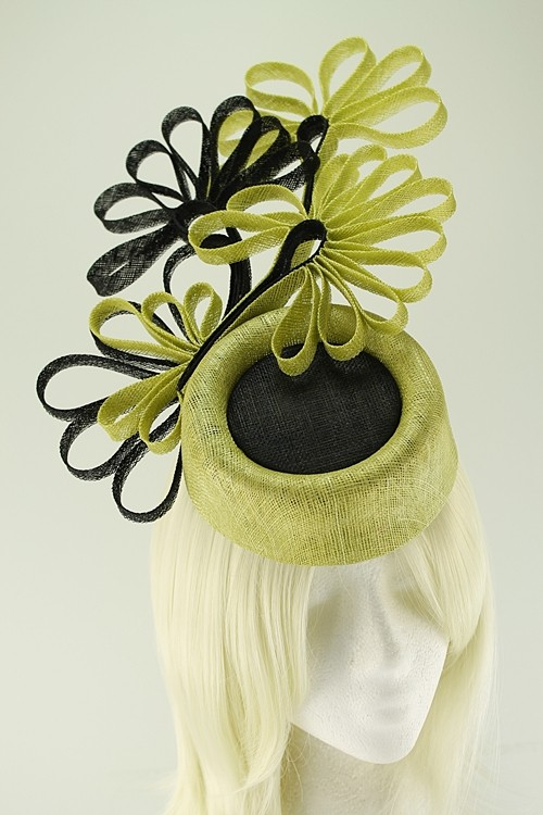 69f28d3c Wedding Hats 4U - Failsworth Millinery Events Pillbox Headpiece in ...