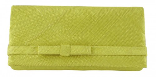 Max and Ellie Occasion Bag in Lime