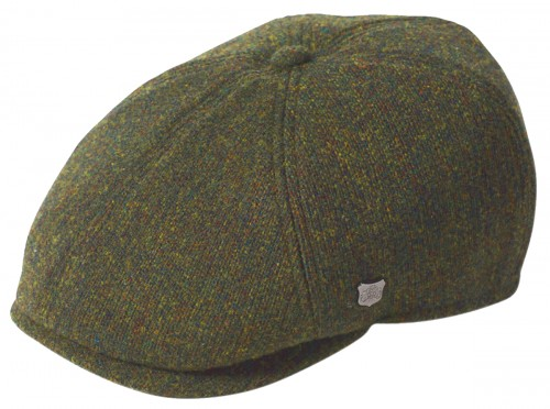 Failsworth Millinery Hudson Six Piece Cap