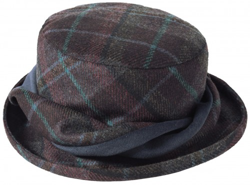 Failsworth Millinery Mallaleius Wool Hat