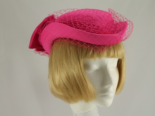 Macks Headwear Pink Formal Hat