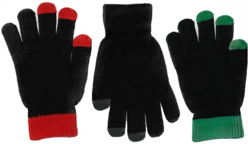 Magic Warm Set of Three Smartphone Gloves
