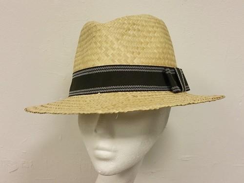 Matthew Eluwande Millinery Straw Hat