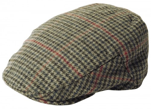 Failsworth Millinery Norwich Assorted Flat Cap