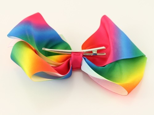 Molly and Rose Multicoloured Hair Bow