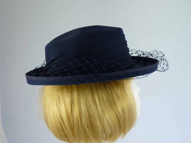 Kangol Wedding hat Navy