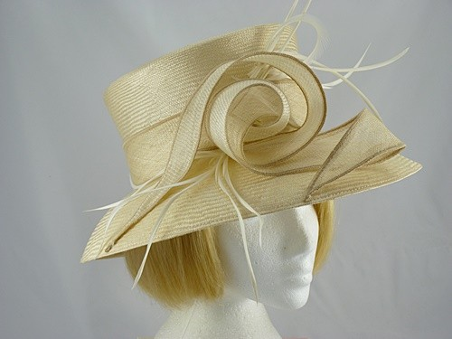 Ascot hat