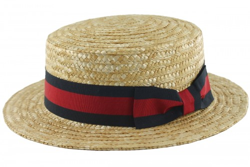 Failsworth Millinery Oxford Straw Boater