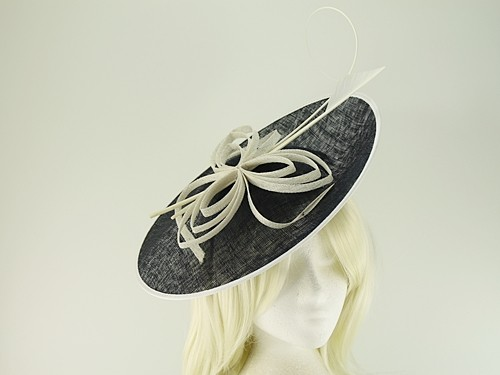 Failsworth Millinery Butterfly Ascot Disc