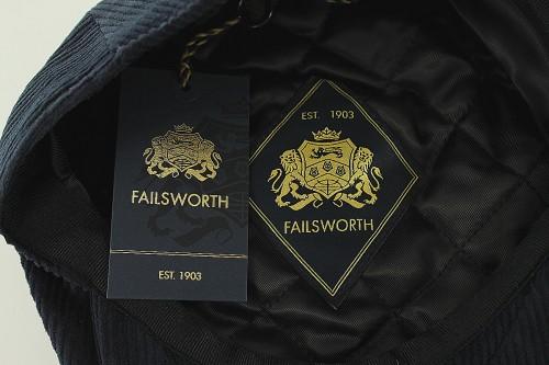 Failsworth Millinery Concord Cap