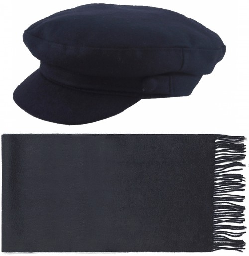 Failsworth Millinery Mariner Melton with Matching Lambswool Scarf