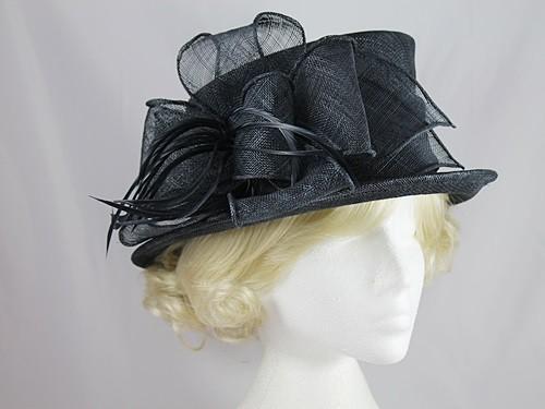 24383868 Wedding Hats 4U - Failsworth Millinery Small Brim Occasion Hat in ...
