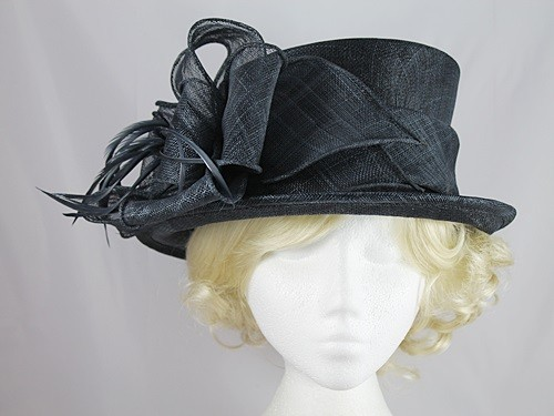 e9e8310dfe57c Wedding Hats 4U - Failsworth Millinery Small Brim Occasion Hat in ...