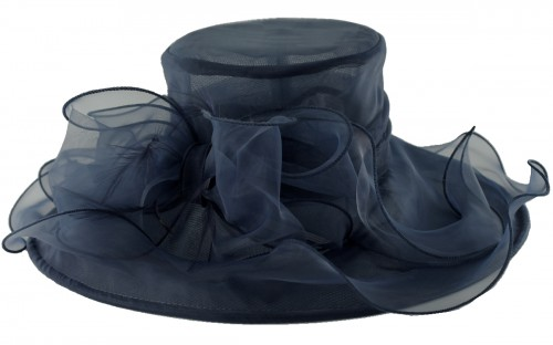 Libby Bea Collapsible Wedding Hat