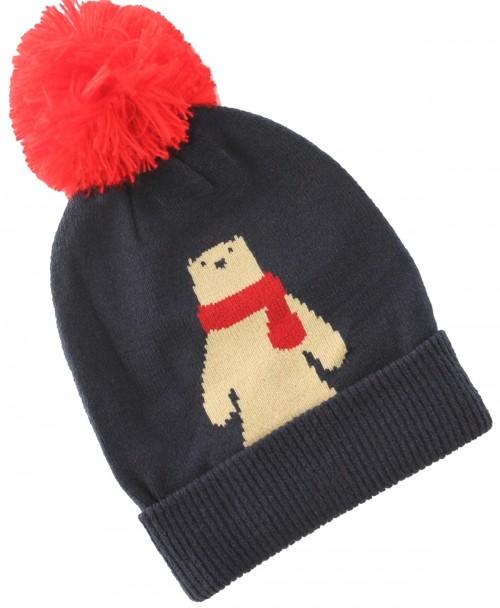 SSP Hats Animal Beanie Bobble Hat