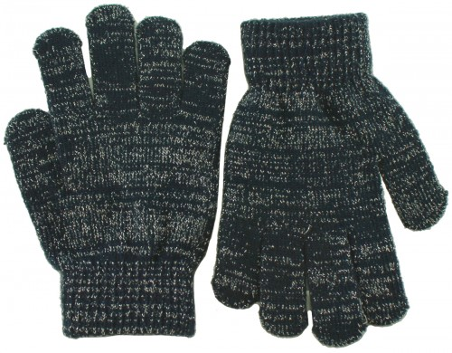 SSP Hats Glitter Gloves